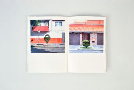 Fotocuadernos: Antejardines