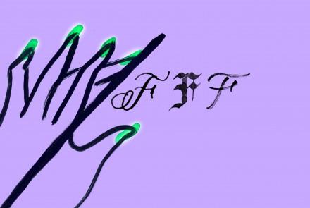 curso de caligrafía COMPLETO (Inglesa + Pincel + Gótica)